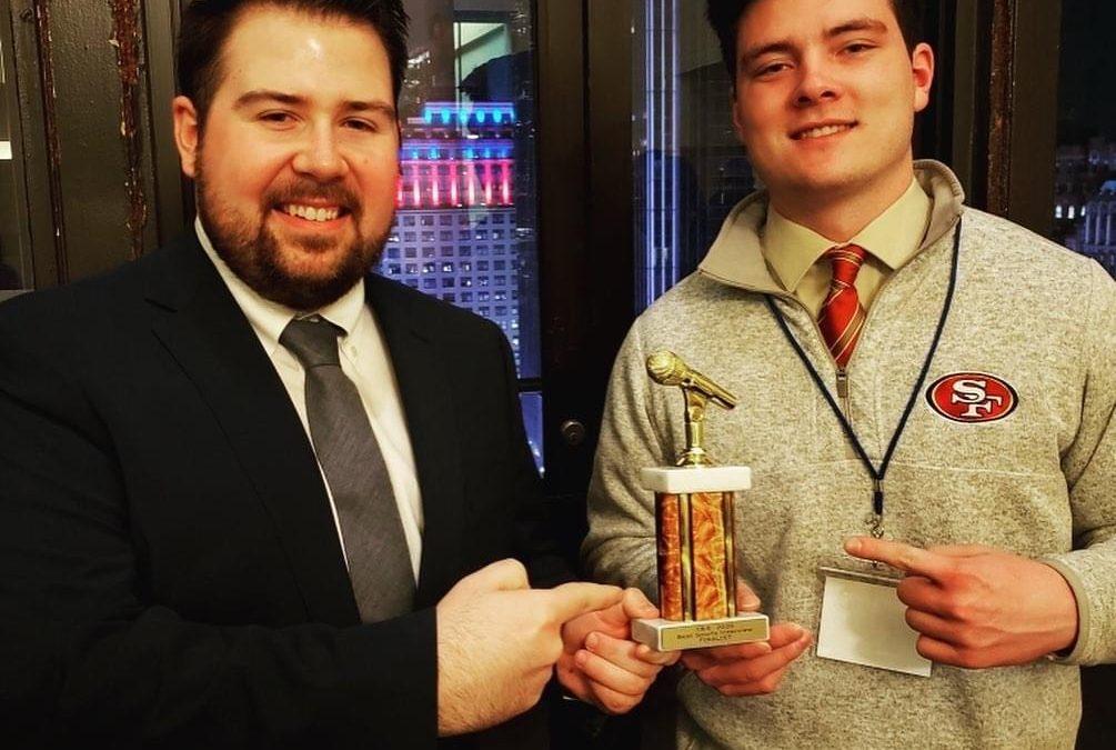 St. Ambrose students and KALA Radio win national and regional awards