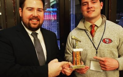 St. Ambrose students and KALA Radio win national and regional awards
